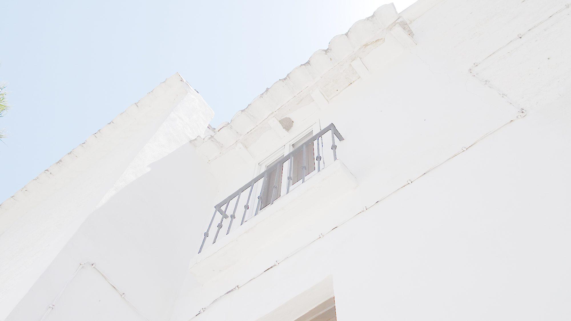 Detalle. Residencia artística José Guerrero